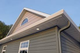 abc Seamless soffit and fascia